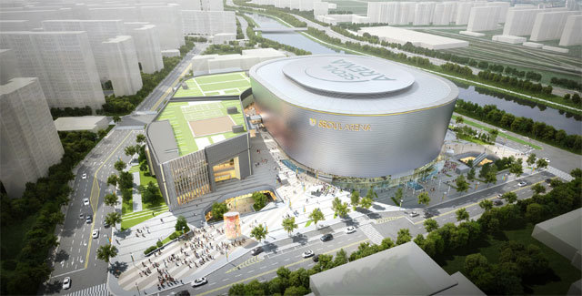 Seoul City to build a cultural concert hall in Changdong : The DONG