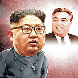 The 25th anniversary of the death of Kim Il Sung : The DONG-A ILBO