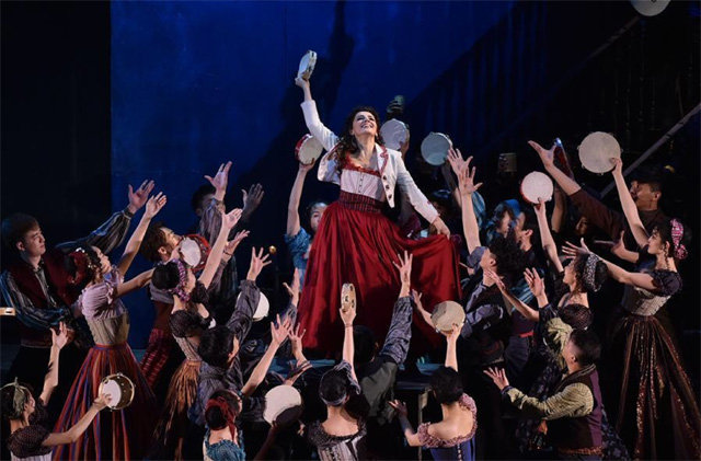 Opera 'Carmen' to be staged at Seoul Arts Center