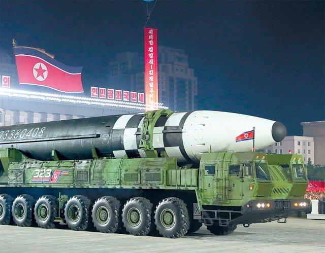 米「ミサイル防衛能力、中露ではなく北朝鮮に焦点」 : 東亜日報