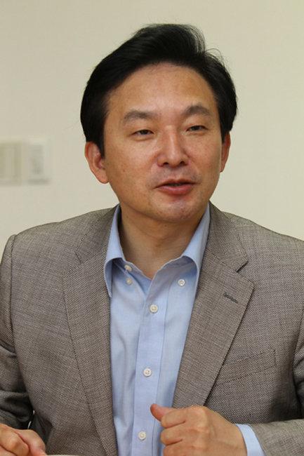 원희룡 제주도지사.