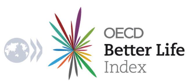 OECD가 2011년부터 매년 발표하는 '더 나은 삶의 지수'는 실제 삶의 질을 측정하는데 있어 GDP가 가진 한계를 보완하기 위해 고안된  지표다.