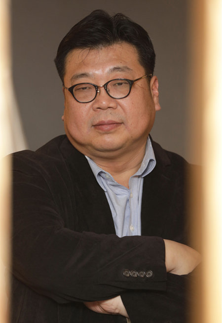 김진호 전 골드뱅크 사장은 '인문학적 시각'으로 암호화폐 열풍을 조망했다. [지호영 기자]