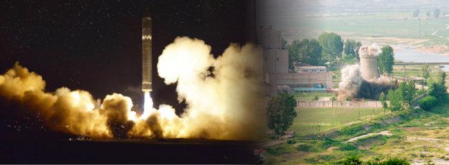 뒤통수, 기망, 으름장 북핵 30年