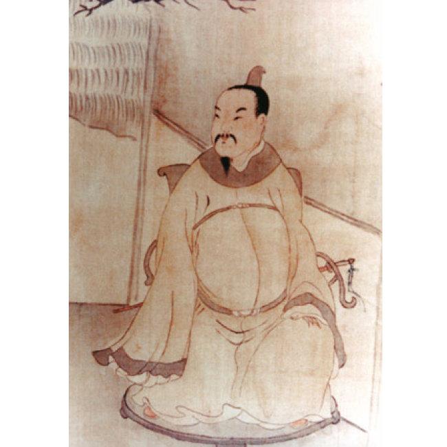 명나라 장수 웅정필(그림)은 언관들에 휘둘리다 후금군에 체포돼 처형됐다.