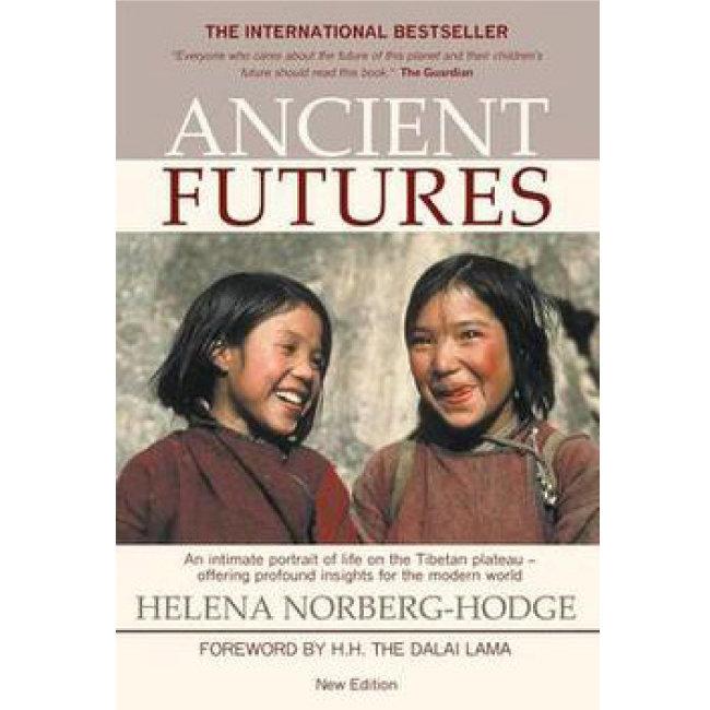 헬레나 노르베르-호지가 쓴 '오래된 미래' 표지. 인도 북부 라다크에서도 형제일처가 보편적이었다. 다만 여성의 권한이 남성보다 더 컸다.