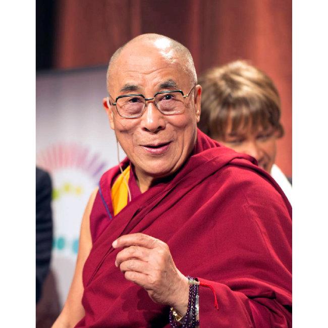 현 달라이 라마(82)는 14세다. [위키피디아]