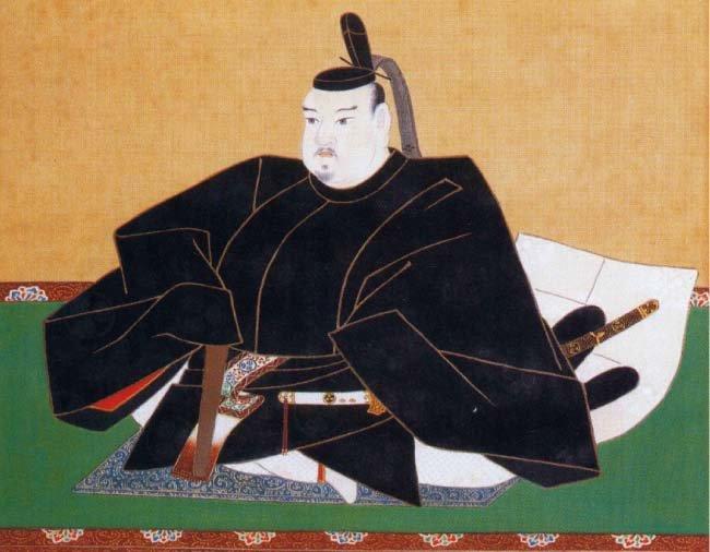 니가마사의 외손자이자 도쿠가와 가문의 3대 쇼군인 도쿠가와 이에미쓰. [wikimedia commons]