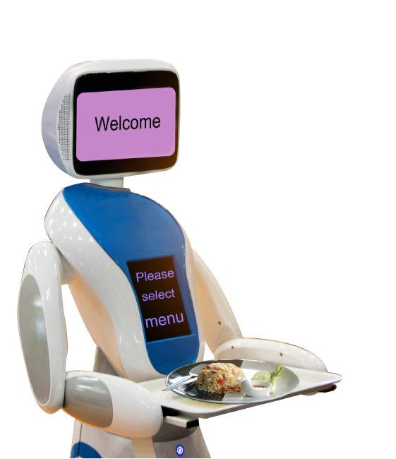 인기몰이 샌프란시스코 로봇 식당 탐방기