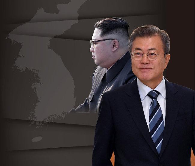 문재인式 '한반도 큰 그림' 속살
