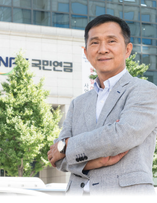 김연명 국정과제지원단장의 '국민연금 개혁론'