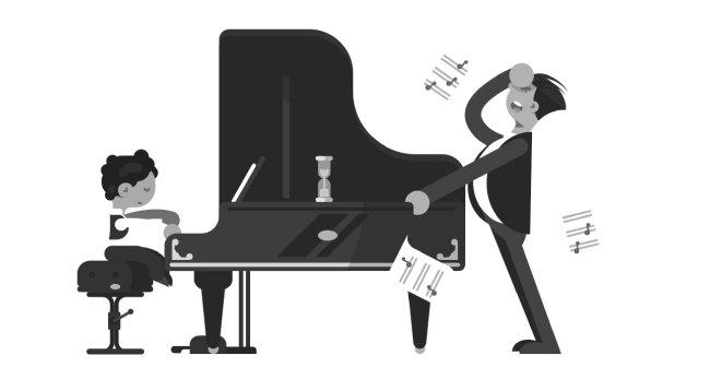 피아노 전공자들 '월 120만 원' 박봉?