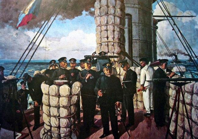 도고 헤이하치로 함대. [위키피디아]