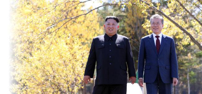 북한이 주도한 '불안한 평화'의 본질