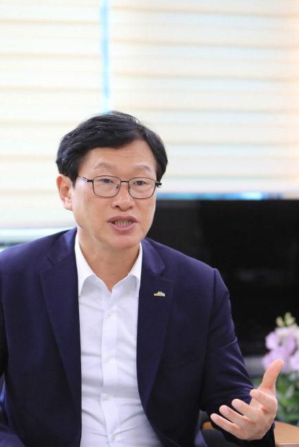 매니페스토상 수상 김대권 대구 수성구청장