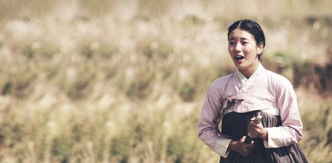 조선 시대 여성 가객의 이야기를 담은 영화 '도리화가'의 한 장면. [동아DB]