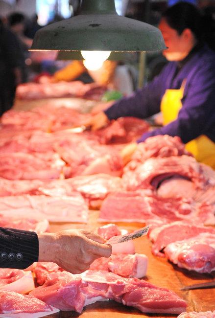 중국 돼지는 올겨울 살아남을 수 있을까