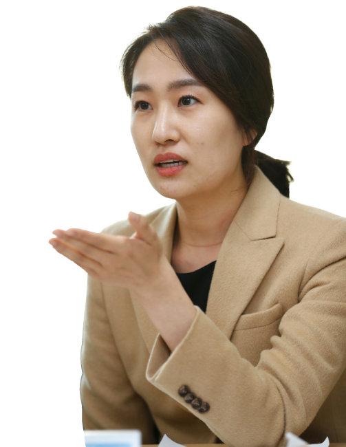 김수민 바른미래당 의원 [김형우 기자]