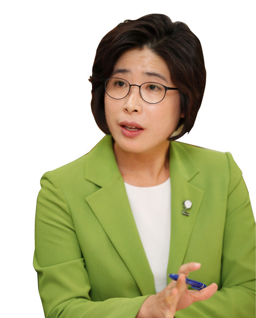 서진희 민주평화당 전국청년위원장 [김형우 기자]