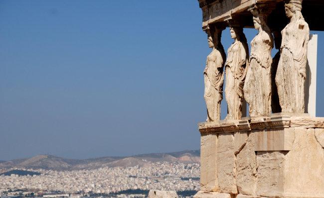 '문명의 꽃' 피운 그리스