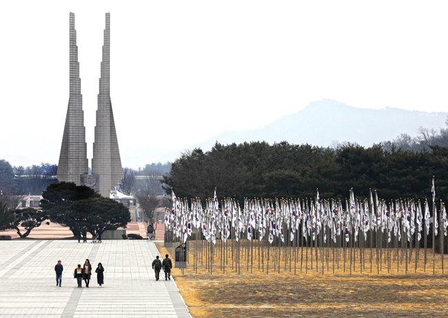 100년의 기억, 독립기념관에서 되살린다