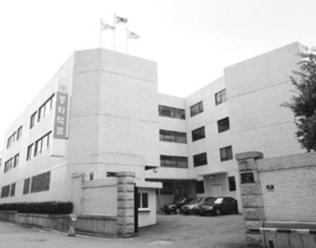 서울시 중구 순화동 5번지 옛 동화약품 사옥. [동아DB]