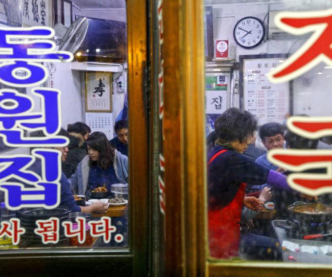 서울시 도시재생의 그림자