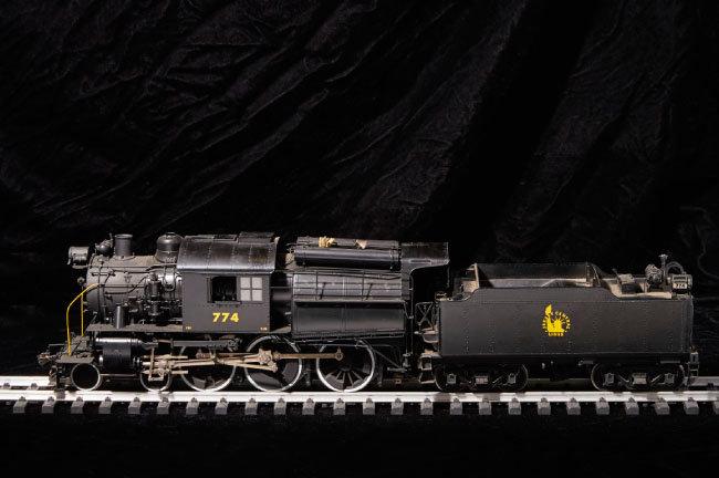 미국 Camelback 모형.