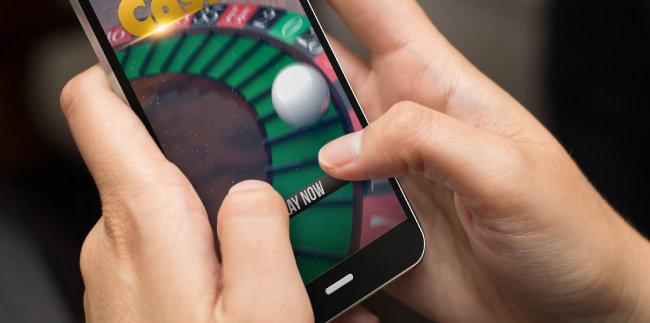사행성 온라인 도박에 중독된 청소년이 늘고 있다.