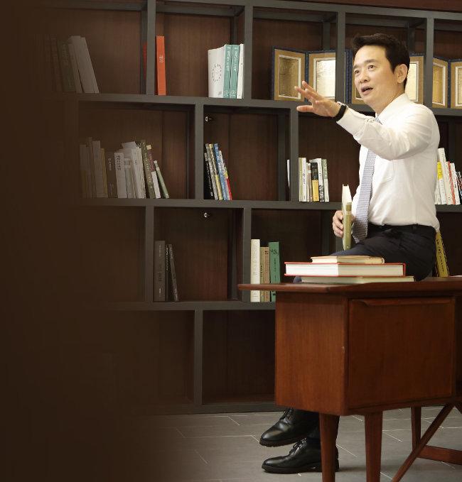 '블록체인 사업가 변신' 남경필 전 경기지사