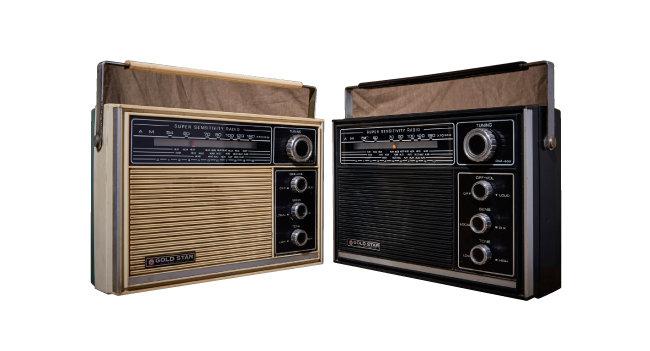 금성사 라디오 RM-800.