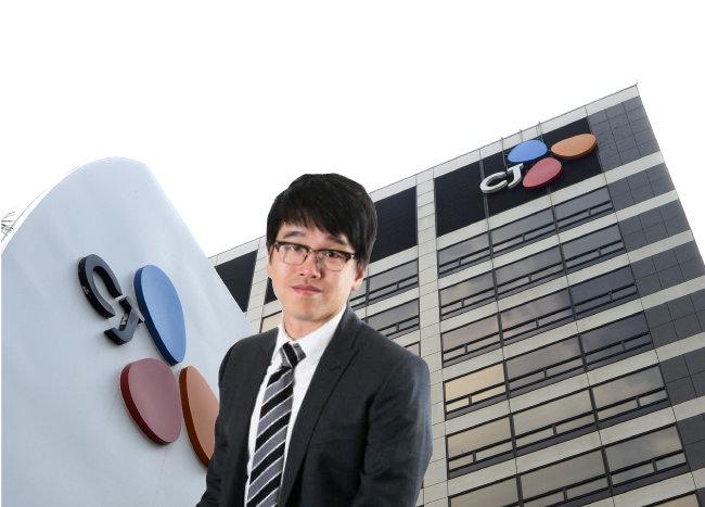 이재현 CJ그룹 회장의 장남인 이선호 CJ제일제당 부장.