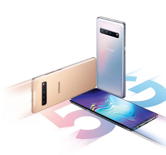 삼성전자 갤럭시S 10 5G. [삼성전자 제공]