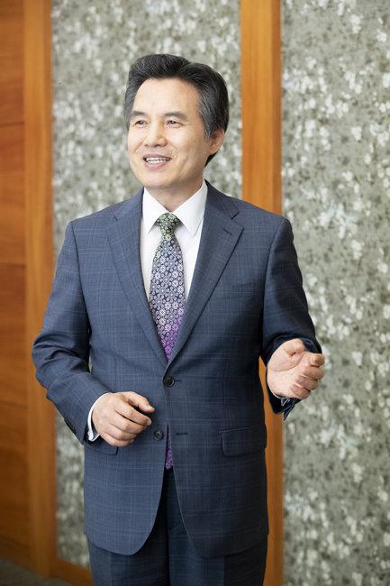 하나님의교회 세계복음선교협회 총회장 김주철 목사