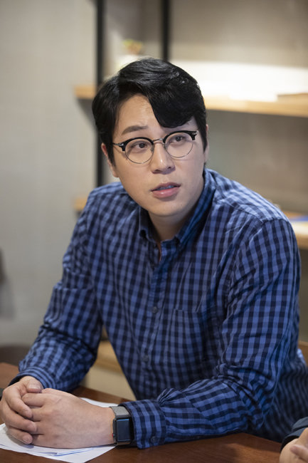 나응식 '그레이스 동물병원' 대표원장. [지호영 기자]