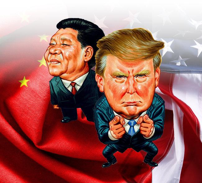 """'족집게' 경제분석가 우자룽 """"미국 최종 목표는 중국 파탄"""""""