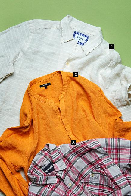 여름 셔츠가 더 매력적인 이유