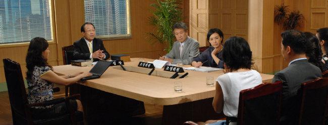 이혼가정의 미성년 자녀 면접교섭권을 둘러싼 갈등이 빈발하고 있다. 사진은 KBS 드라마 '사랑과 전쟁'의 한 장면. [동아DB]