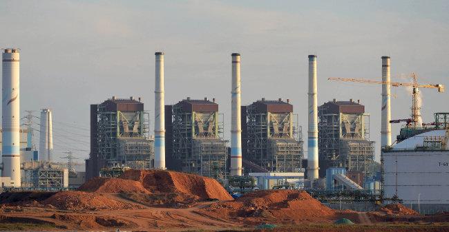 충남 보령 화력발전소. [뉴스1]