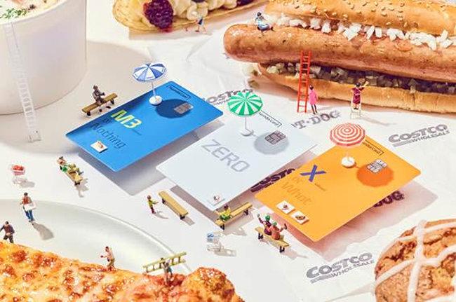 현대카드는 코스트코의 '전용 신용카드' 자리를 꿰찼다. [현대카드 제공]