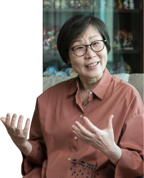 지난해 11월 한 달간 이탈리아를 여행한 김영화 홍익대 교수. [홍태식 기자]