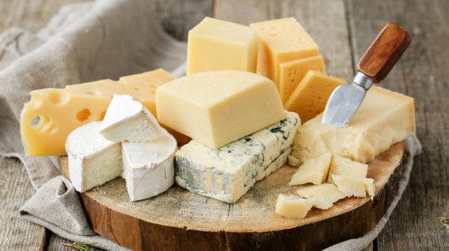 치즈. [shutterstock]