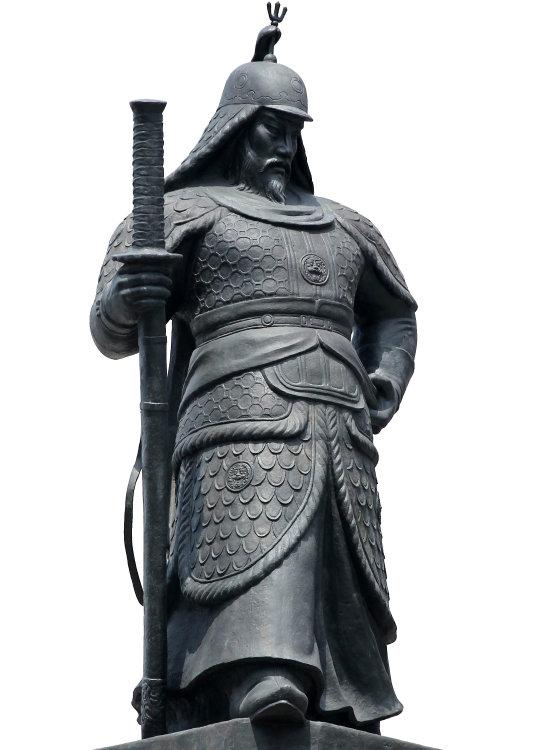 세종로 이순신 장군 동상의 정치학