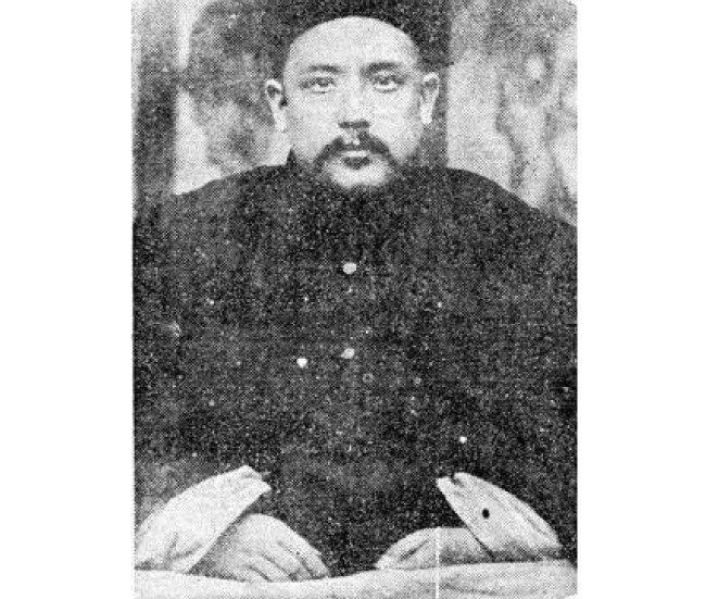 1880년대 서울에서 권세를 부린 위안스카이의 25세 때 모습. [동아DB]