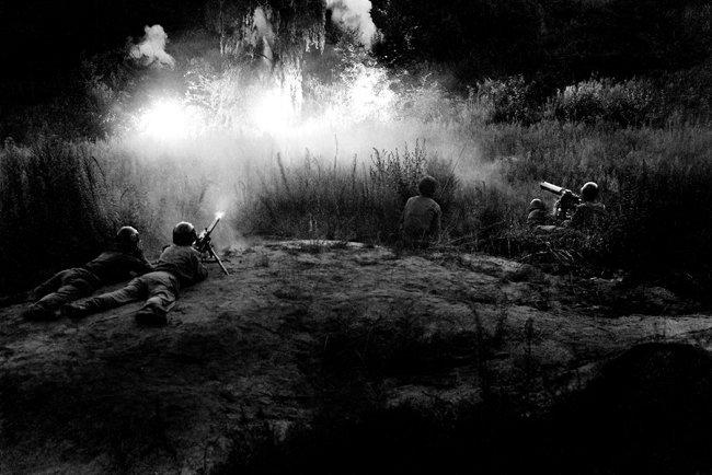 보병 제7사단 전투지역 중동부전선(1951년 작).