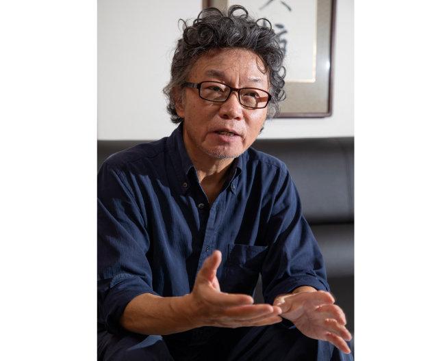 서균렬 서울대 교수가 후쿠시마 원전 오염수 해양 방류를 막을 방법에 대해 설명하고 있다. [조영철 기자]