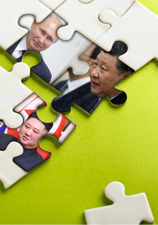 北·中·러 밀월 안보 위기… 동북아 '왕따' 된 한국