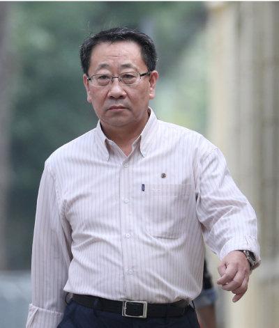 김명길 북한 외무성 순회대사. [뉴스1]