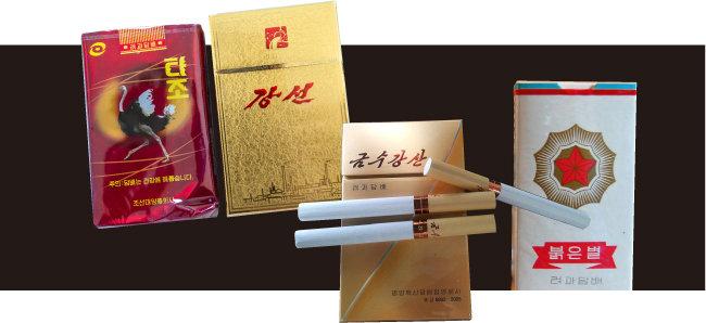 200종 넘는 담배 브랜드가 북한에서 경쟁 중이다. [GettyImages, 동아DB, flickr]
