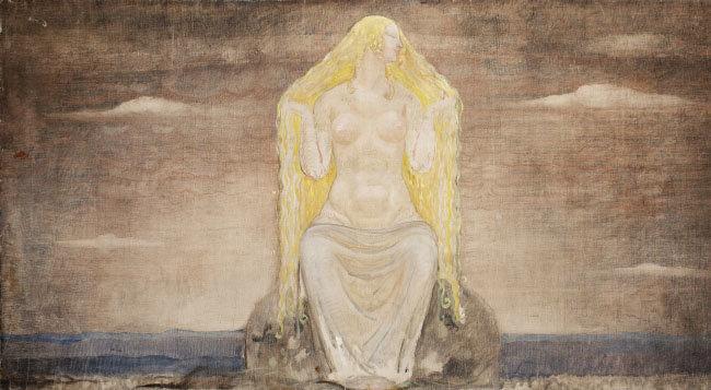 프레이야, 존 바우어, 1905.